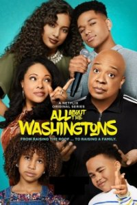 Cover All About The Washingtons, Poster