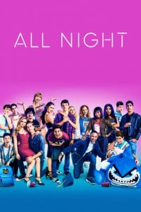 Cover All Night, Poster