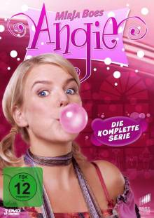 Angie Cover, Poster, Blu-ray,  Bild