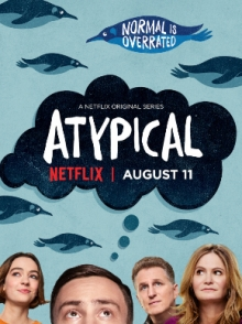 Atypical, Cover, HD, Stream, alle Folgen
