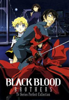 Black Blood Brothers, Cover, HD, Stream, alle Folgen