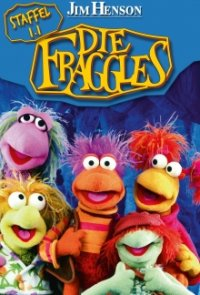 Cover Die Fraggles, Poster