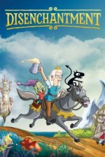 Cover Disenchantment, Poster Disenchantment