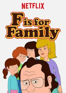 Cover F Is for Family, TV-Serie, Poster