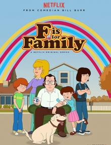 F Is for Family, Cover, HD, Serien Stream, ganze Folge