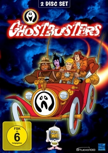 Filmation's Ghostbusters, Cover, HD, Stream, alle Folgen