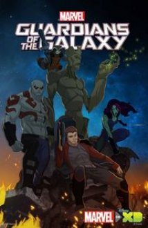 Guardians of the Galaxy, Cover, HD, Stream, alle Folgen