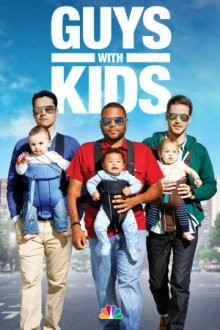 Cover der TV-Serie Guys with Kids