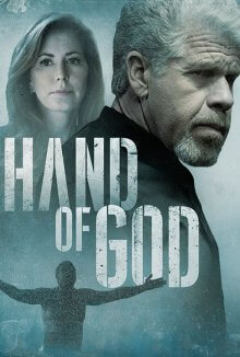 Cover Hand of God, TV-Serie, Poster