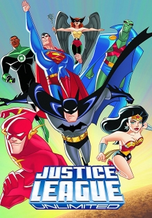 Justice League Unlimited, Cover, HD, Stream, alle Folgen
