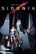 Cover Knights of Sidonia, Poster Knights of Sidonia