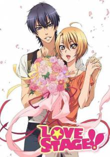 Love Stage!!, Cover, HD, Stream, alle Folgen