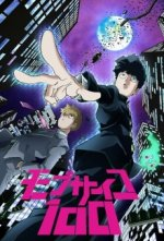 Cover Mob Psycho 100, Poster Mob Psycho 100