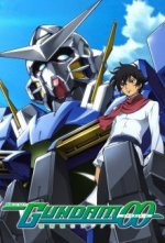 Cover Mobile Suit Gundam 00, Poster Mobile Suit Gundam 00