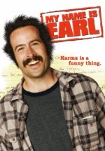 Cover My Name is Earl, Poster My Name is Earl