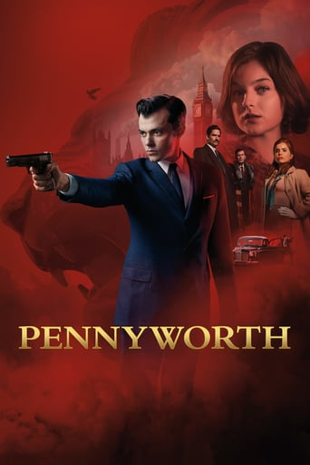 Pennyworth, Cover, HD, Serien Stream, ganze Folge