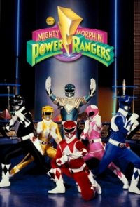 Cover Power Rangers, Poster