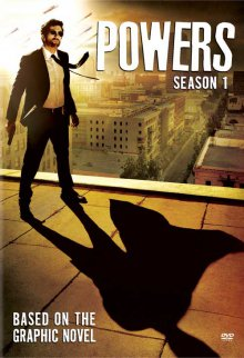 Cover der TV-Serie Powers