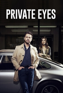 Private Eyes, Cover, HD, Stream, alle Folgen