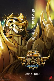 Cover Saint Seiya: Soul of Gold, TV-Serie, Poster