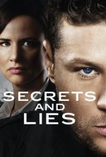 Cover Secrets and Lies (2015), Poster Secrets and Lies (2015)