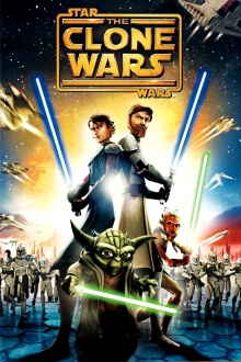 Star Wars: The Clone Wars, Cover, HD, Stream, alle Folgen