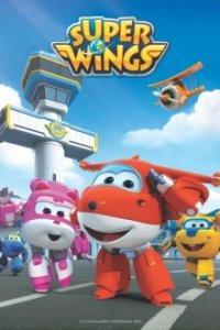 Cover Super Wings, Super Wings