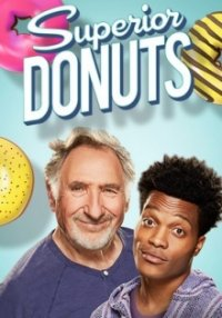 Cover der TV-Serie Superior Donuts