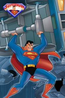 Superman: The Animated Series, Cover, HD, Stream, alle Folgen