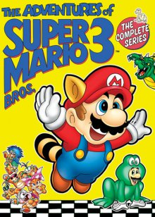 Cover The Adventures of Super Mario Bros. 3, The Adventures of Super Mario Bros. 3
