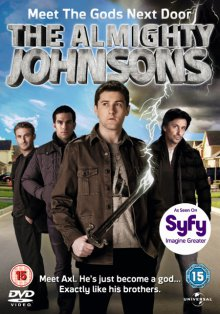 The Almighty Johnsons, Cover, HD, Stream, alle Folgen