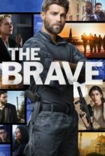Cover The Brave, Poster The Brave