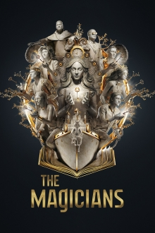 The Magicians, Cover, HD, Stream, alle Folgen