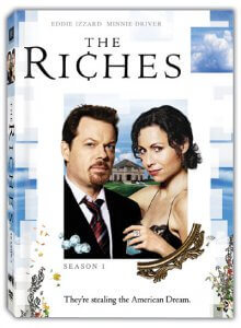 The Riches, Cover, HD, Stream, alle Folgen