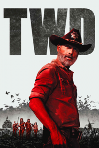 The Walking Dead Cover, Poster, The Walking Dead