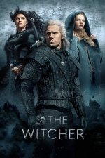 Cover The Witcher, Poster The Witcher