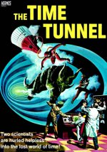 Cover Time Tunnel, Poster Time Tunnel