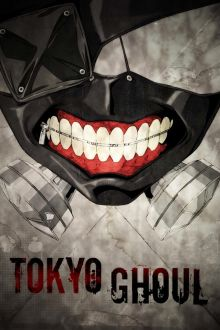 Tokyo Ghoul, Cover, HD, Stream, alle Folgen