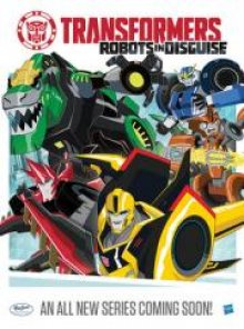 Transformers: Getarnte Roboter, Cover, HD, Stream, alle Folgen