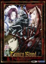 Cover Trinity Blood, Poster Trinity Blood