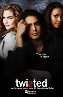 Twisted, Cover, HD, Stream, alle Folgen