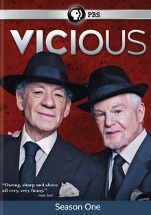 Cover der TV-Serie Vicious