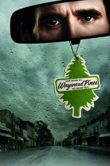 Cover Wayward Pines, TV-Serie, Poster