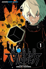 Cover World Trigger, Poster World Trigger