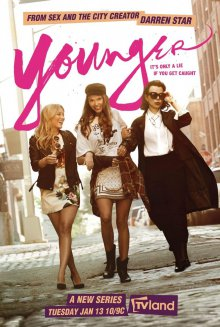 Younger, Cover, HD, Stream, alle Folgen